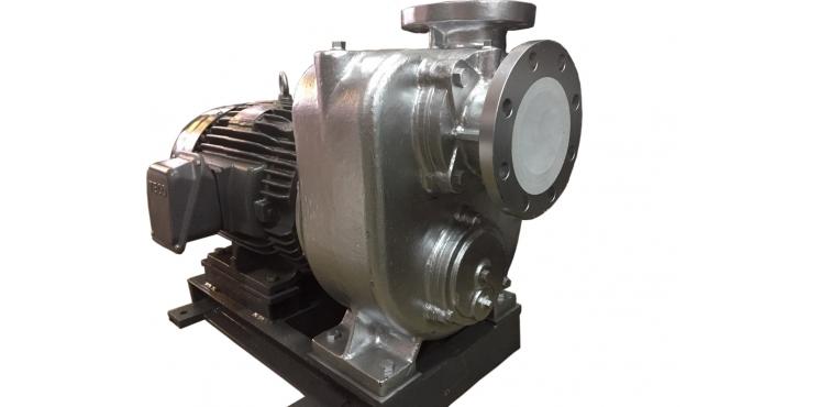 KSSP自吸式同轴泵浦