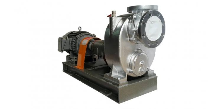 MSSP自吸式联轴泵浦