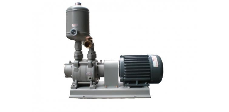 水封式真空泵浦-單段式系列