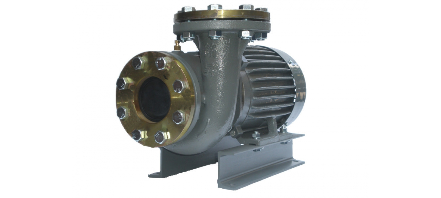 同軸式渦流泵浦-G型