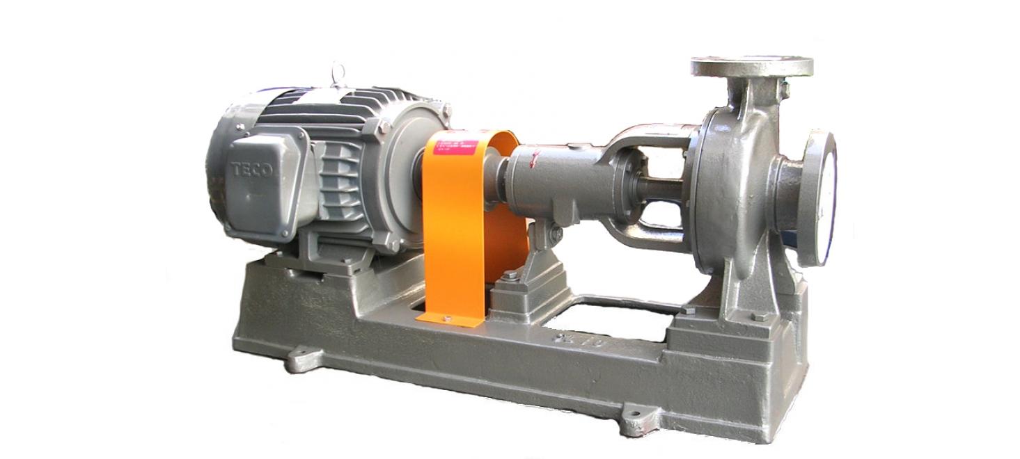 聯軸式單吸渦卷泵浦 MVS型