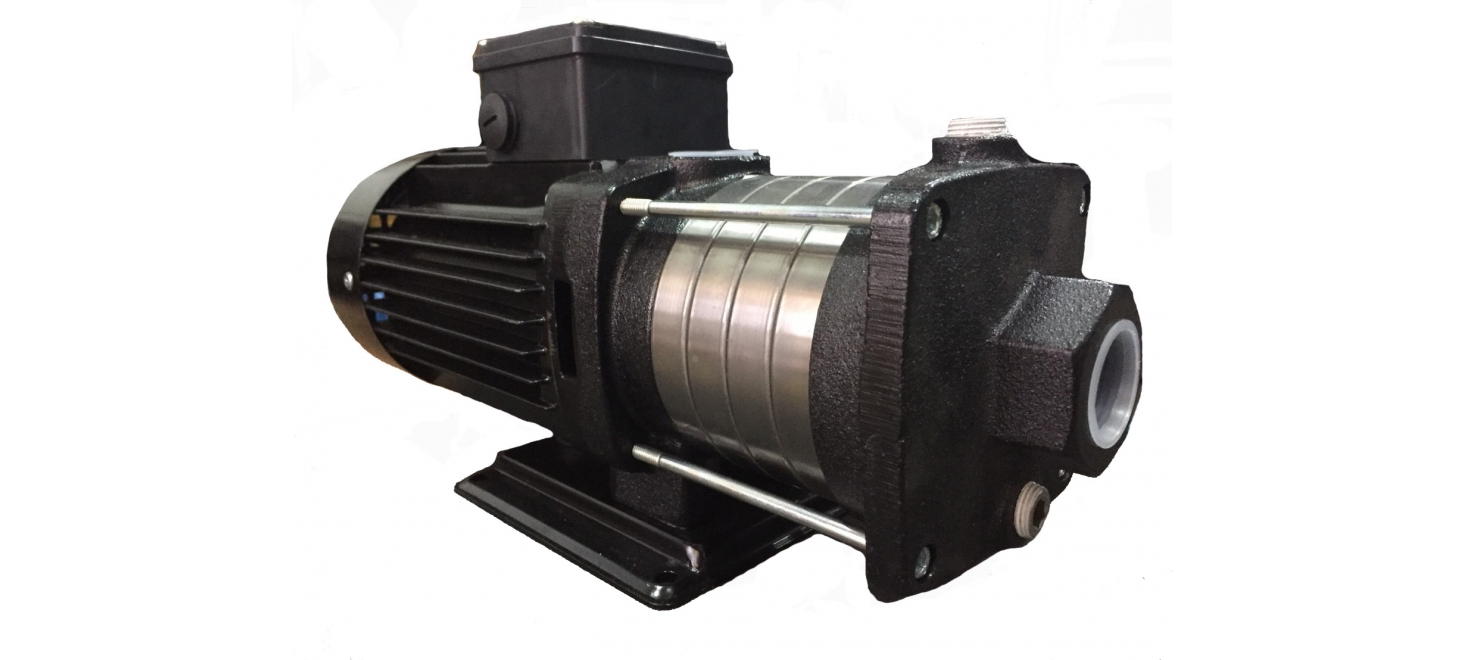 臥式多段高壓泵浦 MSTH型