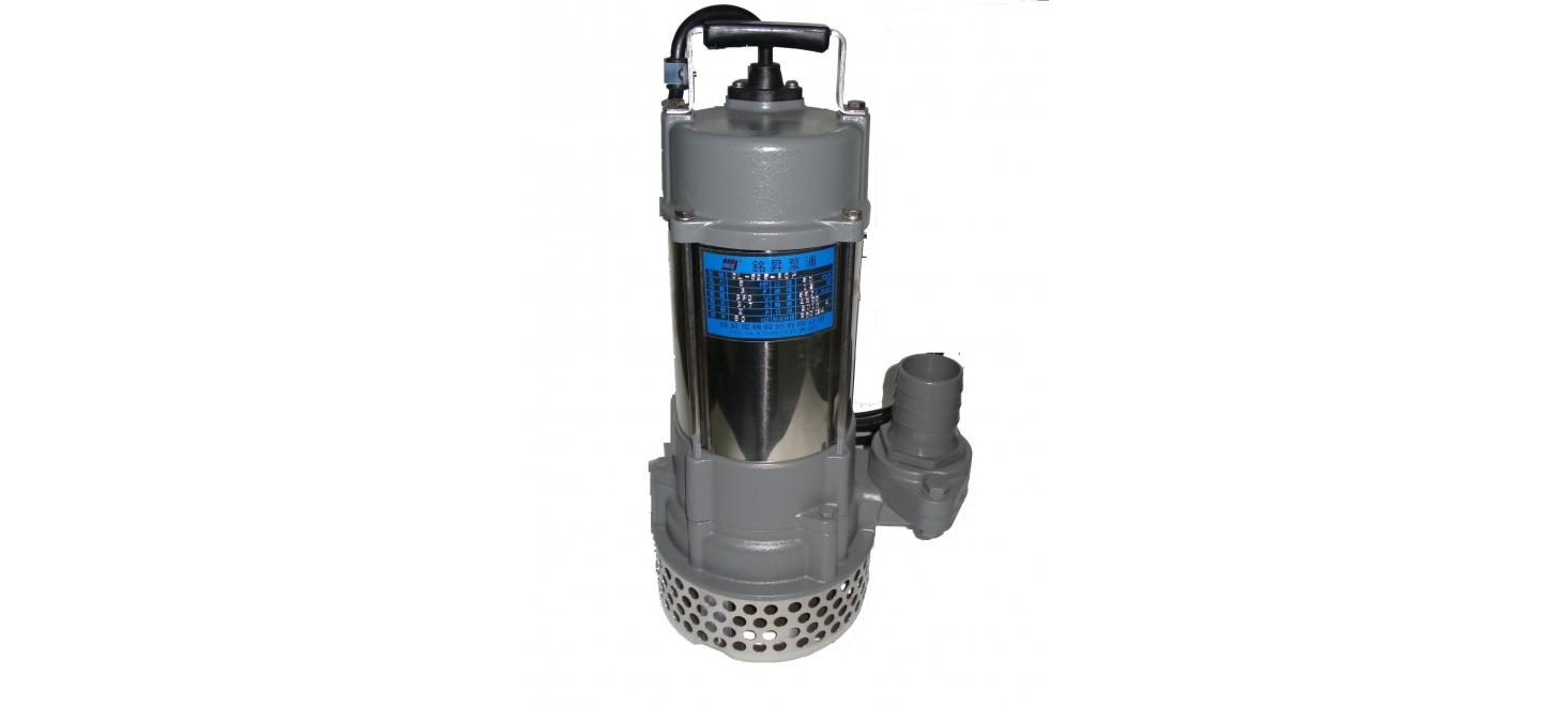 沉水式污水泵浦SL 型
