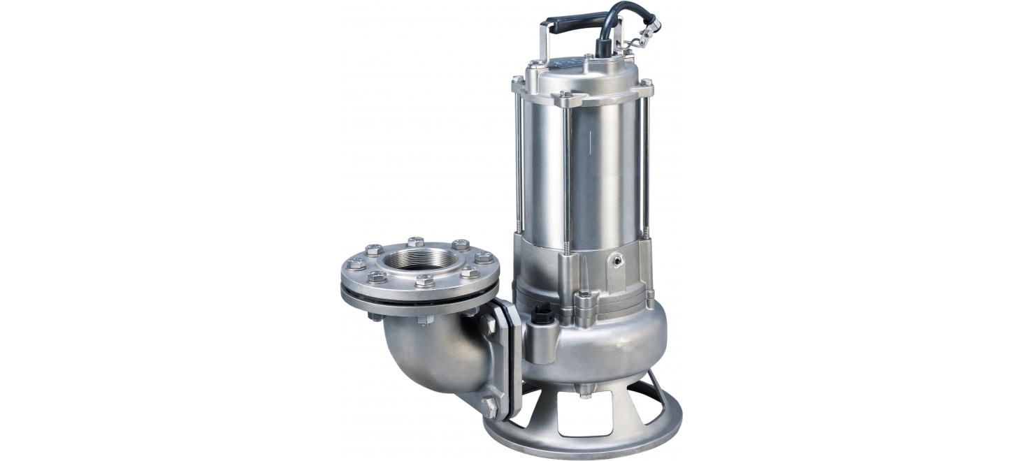 沉水式污物廢水泵浦CL 型